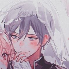 Cute Anime Profile Pictures, Matching Profile Pictures, Cute Anime Pics, Friend Anime, Anime Best Friends, 8bit Art, Cute Anime Coupes, Anime Love Couple, Anime Couples Drawings