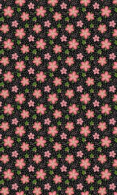 trendy flowers black and white background floral patterns