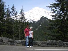 Seattle, WA - Mt. Ranier
