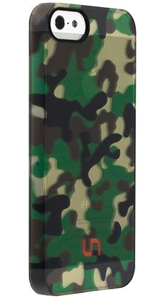 """""""Military Camo"""" by Uncommon for the iPhone 5 Permafrost™ UN Deflector"""