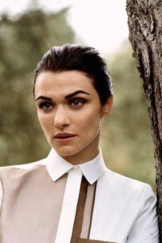 Rachel Weisz for British Vogue