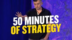 A Complete 2020 Marketing Strategy That Requires No Budget.the audience as much value as possible and does a 50 minute Q&A around business strategy in Affiliate Marketing, Social Media Marketing, Digital Marketing, Marketing Ideas, Business Marketing, Email Marketing, Advertising Techniques, Alexa Skills, Gary Vaynerchuk