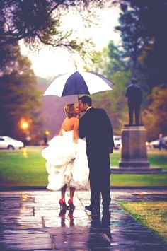 rainy day weddings by marie