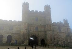 The great gatehouse at Battle Abbey - 1066 and all that.