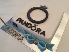 #pandora #cakedesign