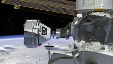 NASA is beginning to study a contingency option for maintaining access to the ISS should commercial crew vehicle development experience delays.