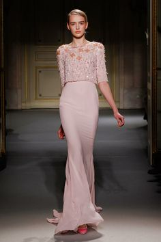 Georges Hobeika Haute Couture, Spring 2013