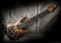 RAN Crusher. Gorgeous guitar. #oneofakind #electric #guitar
