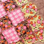 19 charming baby quilt patterns (free)