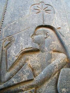 Goddess of hemp - Egypt