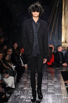 John Varvatos - Fall 2017 Menswear