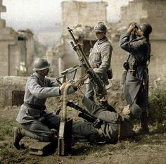 Soldiers of The Great War