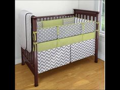 Babybedding.com   You can design your own nursery & they will make it for you or you can order the fabric