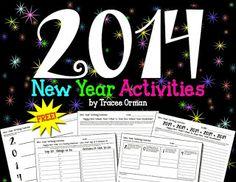 Free 2014 New Year Activities