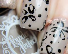 Hobby Polish Bloggers Presents: Dusty Colors (feat. Powder Perfect + Carpe Noctem Cosmetics)