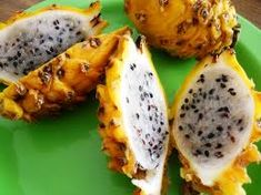 colombia fruit pitaya delicious and beautiful
