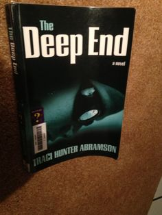 The Deep End by LDS author Traci Hunter Abramson - the third book in her series about resilient faith and perseverance concludes the story of the Olympic hopeful who trains, marries, and lives her daily life under the watchful eye of the witness protection program. My heart is still pounding from the dramatic ending. Phew! I made it. :)