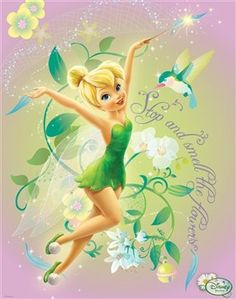 Tink poster from Costco