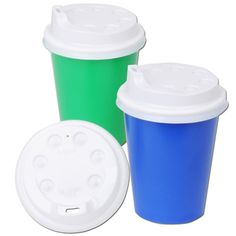 Plastic Lids for 9 oz. Cups, 66044