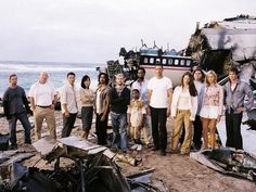 Lost. Went off course for a couple seasons but managed to make a decent conclusion.