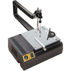 Get Ultrafine Precision Cuts with Our MicroLux Multi-Saw . . . a Power Coping Saw, Jeweler's Saw and Scroll Saw -- All in One! - MicroMark.com