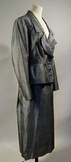 schiaprarelli suits | suit Schiaparelli, Elsa Europe, France, ... | Elsa Schiaparelli