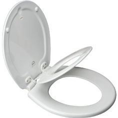 NextStep Built-in Potty Toilet Seat with Easy Clean and Change Feature - Happy tushes for a happy household ... LOL!