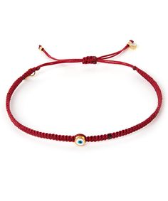Tai Small Evil Eye Woven Bracelet More