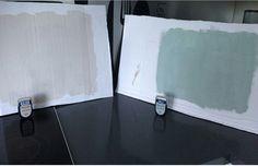 Verfkleuren voor gang hal trappenhuis painttrade