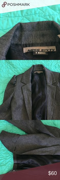 Miss sixty blazer Blazer miss sixty Miss Sixty Jackets & Coats Capes