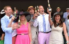 From dress code to playlist to drink recipes, your go-to guide for throwing the perfect Kentucky Derby party.