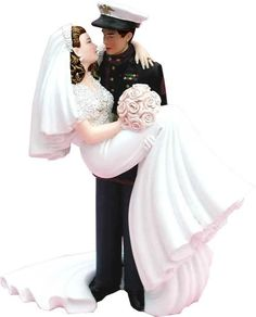 Marine Corps Wedding Cake Toppers | marine corps wedding shipping had one looksmarine corps bymarine ...
