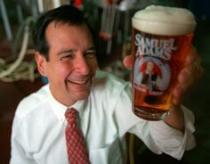 Craft Beer: How Sam Adams' Jim Koch Went from Disruptor to Old Guard http://l.kchoptalk.com/2dm7mw5