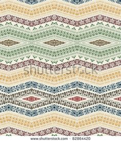 Ethnic Patterns Vector Stock Photos, Images, & Pictures | Shutterstock