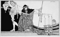 Coleccionista de Imagenes: John Austen, Ilustraciones para Hamlet (I)