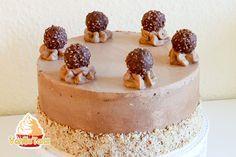 VanilleTanz: Ferrero-Rocher-Torte