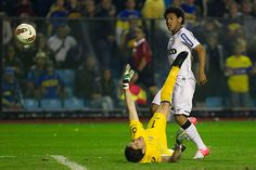 Boca Juniors 1 x 1 Corinthians