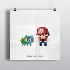 Nintendo Pixel Design Concepts  Created by eivven