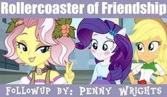 Equestria Daily - MLP Stuff!: Equestria Girls Follow-Up: Rollercoaster of Friendship