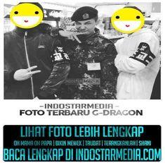 Foto-foto baru G-Dragon dan Daesung di militer terungkap