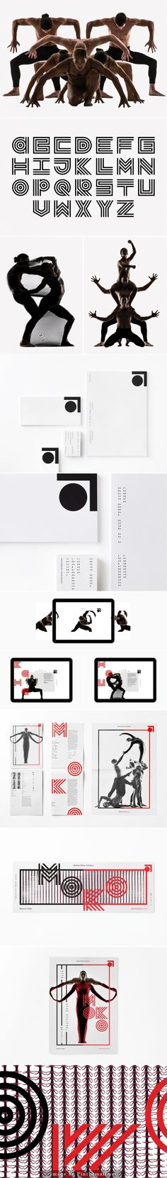 Saatchi & Saatchi Design Worldwide. Atamira Dance Company