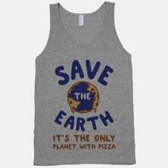 Save The Earth #pizza #earth #savetheearth #funny #parody #recycle #eating #food #pizza earth