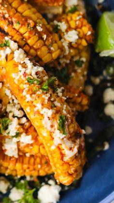 Rib Recipes, Veggie Recipes, Indian Food Recipes, Corn Cob Recipes, Cooking Recipes, Healthy Recipes, Air Fryer Dinner Recipes, Air Fryer Recipes Easy, Dinner Dishes