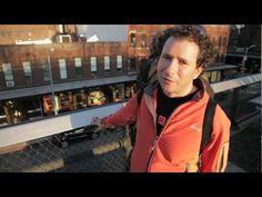 NYC Highline Park: Ten Minute Tour - YouTube