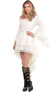 Pirate Costumes for Women - Sexy Pirate Costume Ideas - Party City
