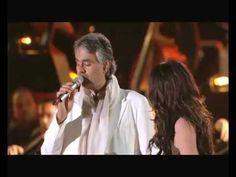 Andrea Bocelli & Sarah Brightman -Time to say goodbye ( + Lyrics )
