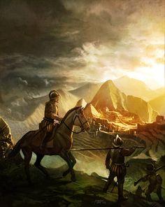 Conquistador, Aztec Culture, Inca Empire, Aztec Warrior, Renaissance Era, Mesoamerican, Knights Templar, Medieval Fantasy, Native American Art