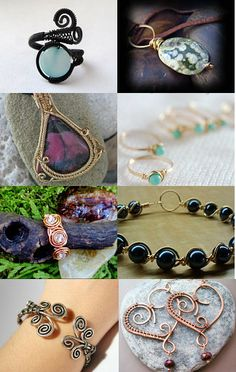 Wire Wrapped Treasury
