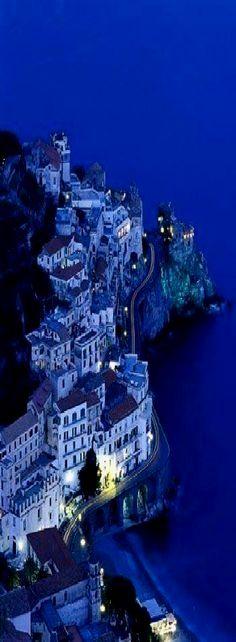 Amalfi Coast :: Salerno, Italy. ••• #ItalyTravel