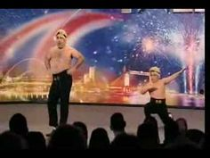 stavros Flatley first audition